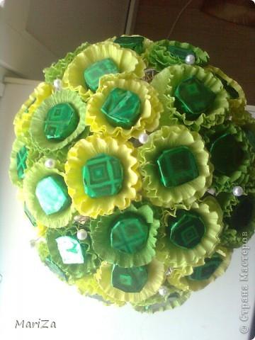 Букет конфет) фото 2