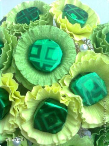 Букет конфет) фото 3