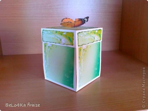 Коробочка с секретом фото 1