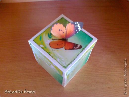 Коробочка с секретом фото 2