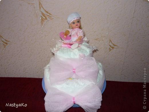 Мой тортик в подарок) фото 1