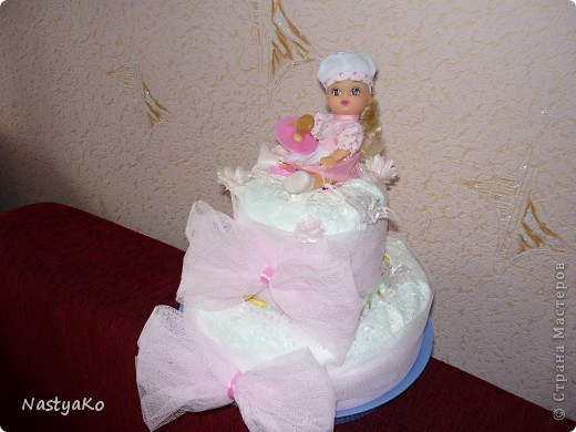 Мой тортик в подарок) фото 2