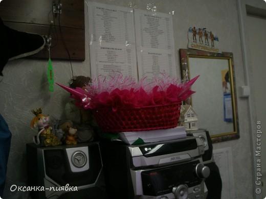 """Подарок маме на День Рождения - корабль """"Счастья"""" из конфет фото 2"""