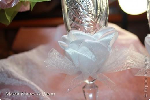 Свадебные топиарии - украсят стол молодых. фото 3