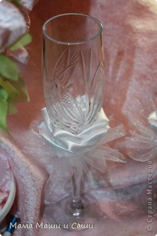 Свадебные топиарии - украсят стол молодых. фото 2