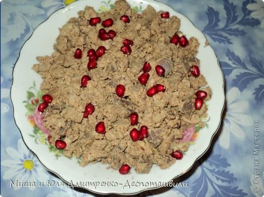 Кучмачи - грузинское блюдо из куриных патрошков, которое подают почти на все основные праздники и с удовольтвием едят в обычные дни.  фото 1