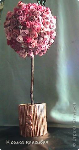 "Дошла очередь и до холодного фарфора для декора ""дерева счастья"". фото 1"