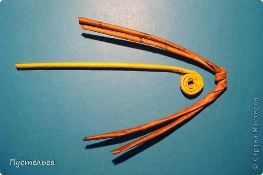 """Пришли ко мне на мастер-класс мама с ребёнком. Пока мама осваивала плетение верёвочкой, ребёнок скрутил две трубочки и спрашивает: """"А что можно сделать из них?"""" Я тогда не смогла ответить. Вот теперь знаю... фото 6"""