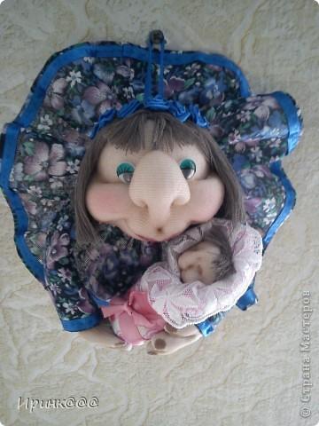 кукла-попик- подарок моей младшей сестренке фото 2