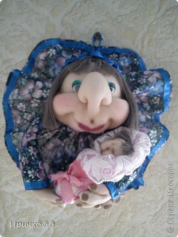 кукла-попик- подарок моей младшей сестренке фото 6