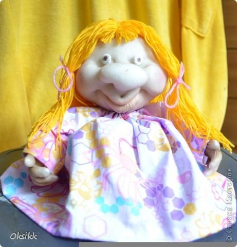 Кукла попик фото 1