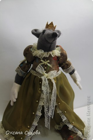 Вот и пара Крысу Принцу сегодня появилась. Прошу приветствовать её королевское Высочество --- Королеву Крыс!!!!!! фото 2