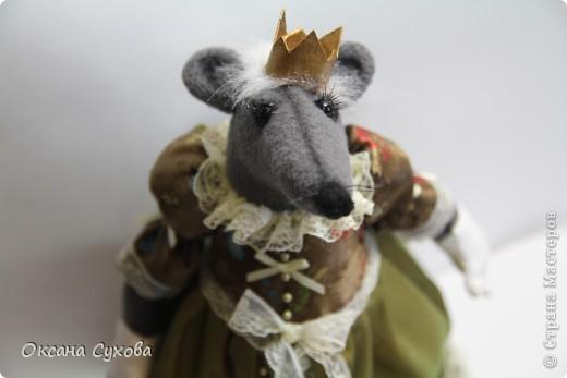 Вот и пара Крысу Принцу сегодня появилась. Прошу приветствовать её королевское Высочество --- Королеву Крыс!!!!!! фото 4