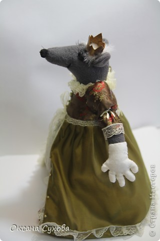 Вот и пара Крысу Принцу сегодня появилась. Прошу приветствовать её королевское Высочество --- Королеву Крыс!!!!!! фото 5