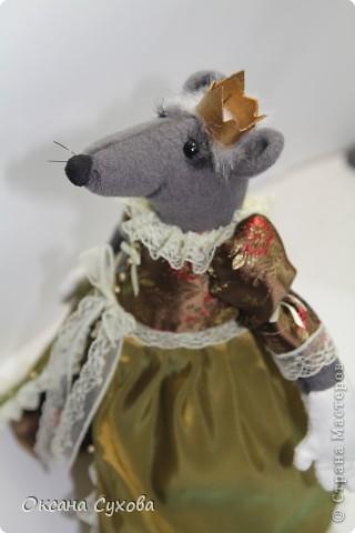 Вот и пара Крысу Принцу сегодня появилась. Прошу приветствовать её королевское Высочество --- Королеву Крыс!!!!!! фото 6