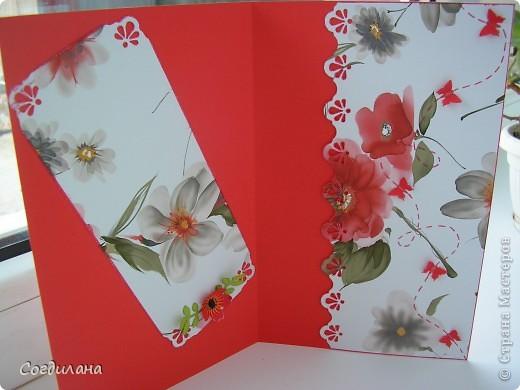 Что-то на фото теряются цветы(( Зато бумага мне очень нравится!!!! фото 2