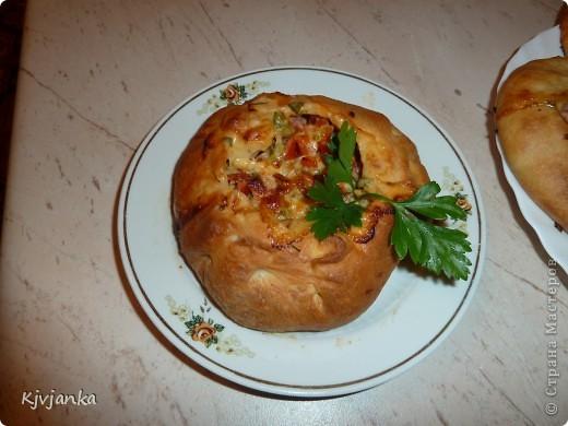 Мини-пицца фото 2