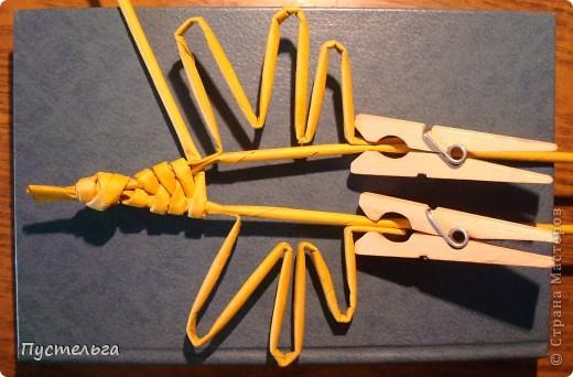 """Пришли ко мне на мастер-класс мама с ребёнком. Пока мама осваивала плетение верёвочкой, ребёнок скрутил две трубочки и спрашивает: """"А что можно сделать из них?"""" Я тогда не смогла ответить. Вот теперь знаю... фото 38"""