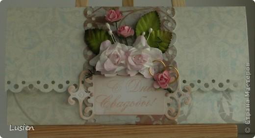 Свадебные конверты фото 2