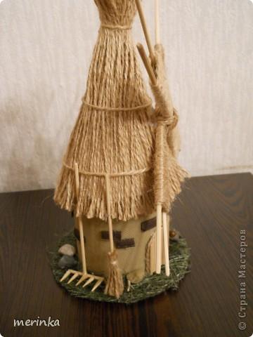 Вот такая мельница у меня построилась)))  фото 3
