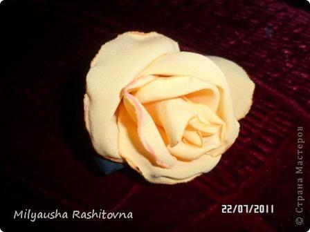 Самые любимые цветы. Ими я украсила одну из моих шкатулок. фото 3