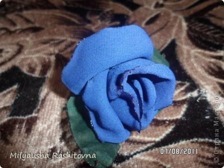 Самые любимые цветы. Ими я украсила одну из моих шкатулок. фото 4