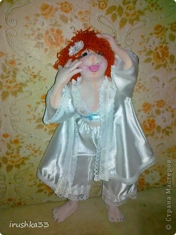 Ура мы наконецто оделись .Манерная куколка. фото 6