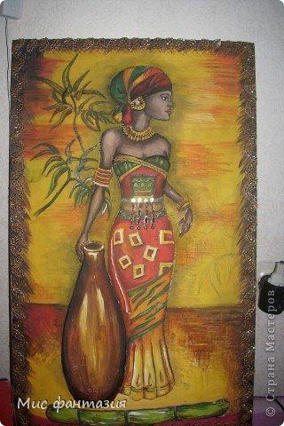Африканка! фото 1