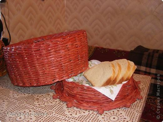 ваза малая-косое плетение. фото 4