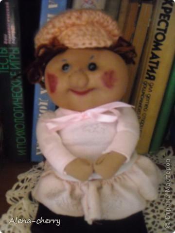 Кукла Матильда.По МК Ликмы. фото 2