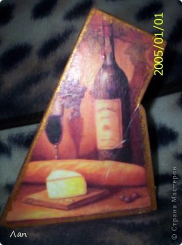 обновлянная подставка для ножей фото 1