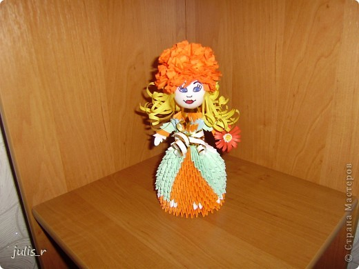 Моя любимая куколка,не судите строго))))) фото 5