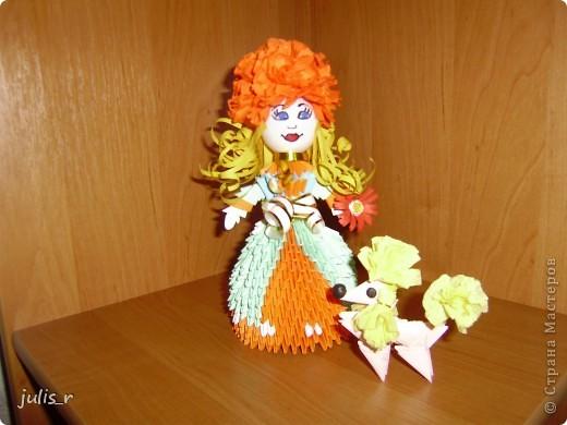 Моя любимая куколка,не судите строго))))) фото 6