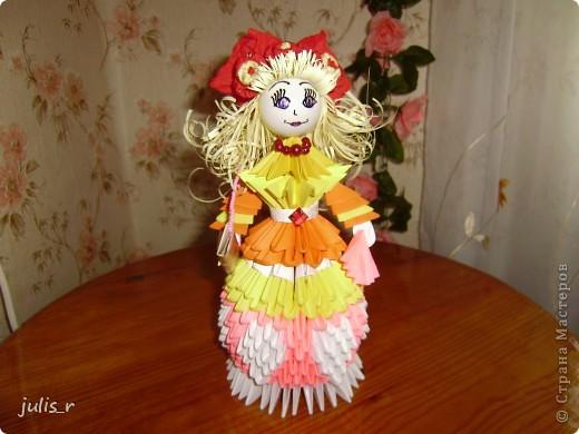 Моя любимая куколка,не судите строго))))) фото 1