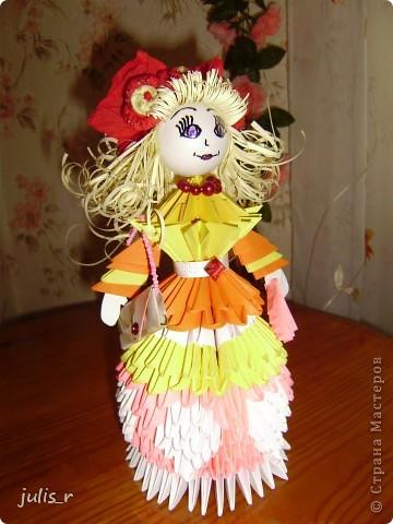 Моя любимая куколка,не судите строго))))) фото 3