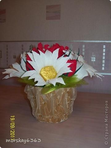 Букетики к Дню учителя фото 6