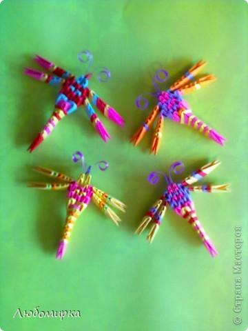 Поделки из модульного оригами простые поделки 96