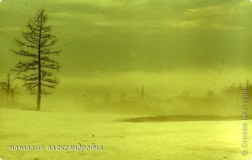 такое утро на озере Туручедо фото 1