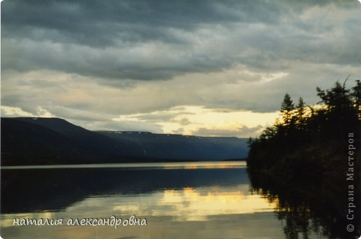 такое утро на озере Туручедо фото 7