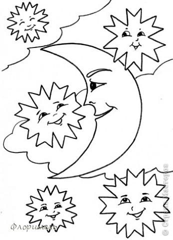 Продолжаю выкладывать свою серию рисунков по обучению детей чтению. Каждая картинка соответствует предложению. Например, зайчики говорят О капусте. фото 11