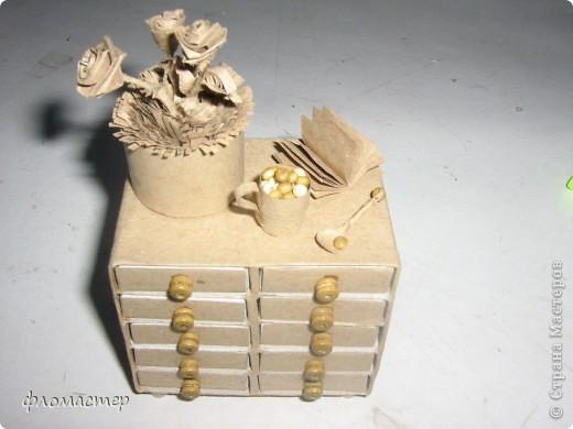 Мини-комод фото 1