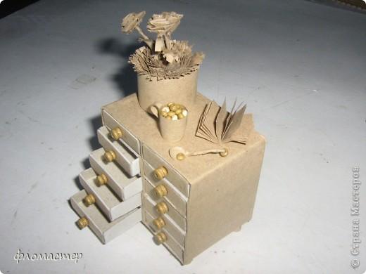 Мини-комод фото 3