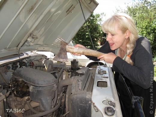 Я в механики пойду, пусть меня научат! фото 2