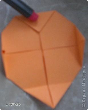 """Давно уже хотела попробовать сделать кусудаму ,но вначале пришла идея вот такого кубика Все очень просто Цветочки из кругов по МК k.аkтуs """"Цветок из кругов для открыток фото 3"""