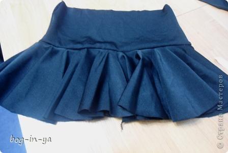 Наконец-то выполняю просьбу сделать МК юбочки с воланами для начинающих. Постаралась сделать усреднено-облегченный вариант. Если у кого-то возникнут конкретные вопросы, пишите – попробуем разобраться. фото 13