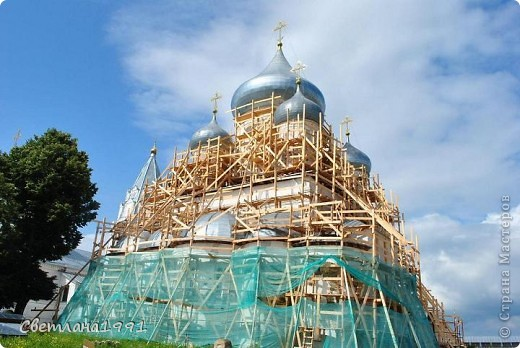 Переславль 9-10 июля. Храм Рождества Богородицы. фото 2