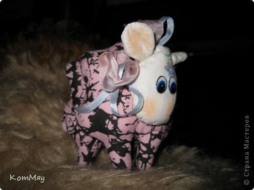 Сшилась такая маленькая овечка по имени Долли. фото 6