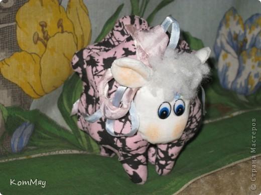 Сшилась такая маленькая овечка по имени Долли. фото 7