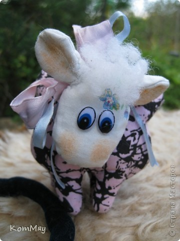 Сшилась такая маленькая овечка по имени Долли. фото 2