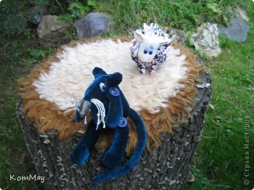 Сшилась такая маленькая овечка по имени Долли. фото 10